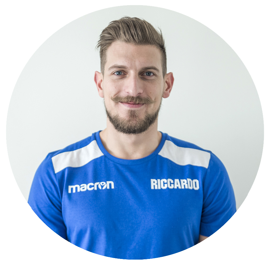 Riccardo Giovanettoni Fisioterapista